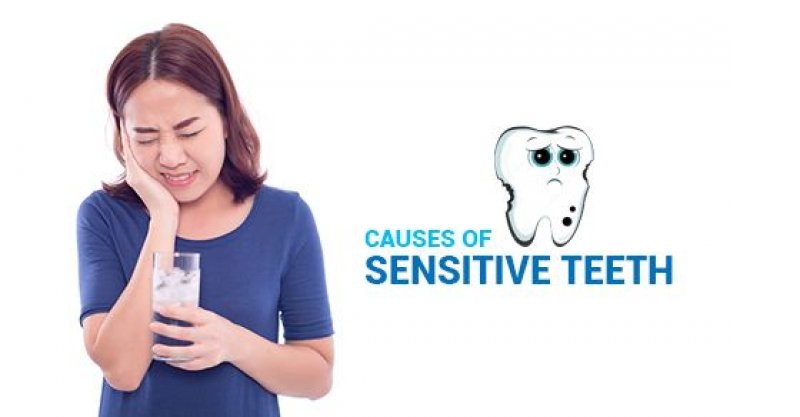 Causes of Sudden Tooth Sensitivity