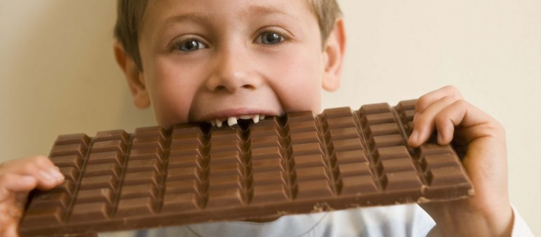 Bad Habits for Kids Teeth
